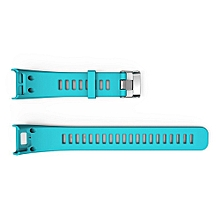 Smart Bracelet Replacement Separated Strap with Screw Driver and Screw PB 2.6 for GARMIN VIVOSMART HR - Green