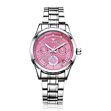 TA-Fashion Women Watch Waterproof Full Automatic Mechanical Watch For Female *Pink