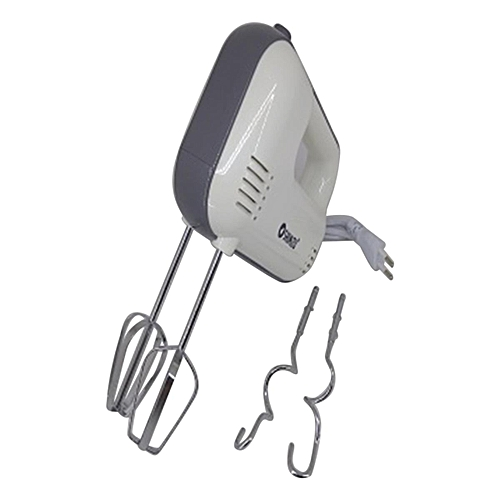 Electric Hand Mixer - White