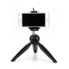 Mini Tripod For Mobile Phones & Camera With Mobile Clip