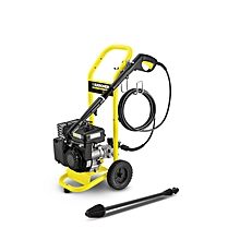 Domestic Petrol Driven High Pressure Cleaner G 4.10 M Carwash Machine - Yellow