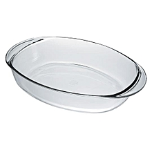 Ovenchef Clear Oval Roaster - 36cm