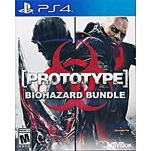 PS4 Game Prototype Biohazard