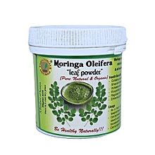 Natural Health Moringa Leaf Powder - 50g