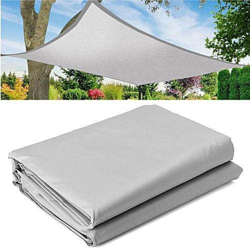 Generic 4 8m Rectangle Patio Sun Shade Sail Shelter Outdoor Garden