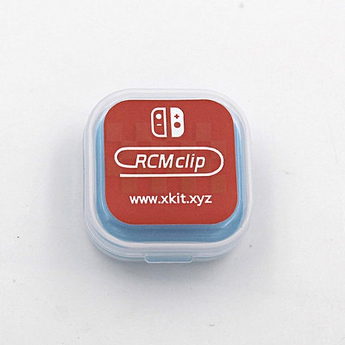 TA RCM Short Circuit Recovery Mode Plastic Jig Tool Clip for Nintendo Switch