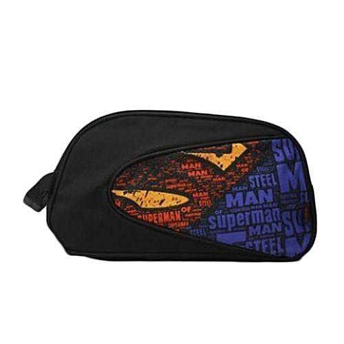 Hequeen Batman Spiderman Outdoor Waterproof Shoes Cover Shoes Bag