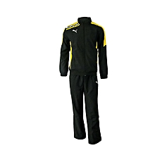 Tracksuit Esito Woven Suit- 652594-07black/Yellow- M
