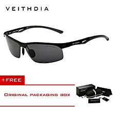 3e440aae754 VEITHDIA Aluminum Magnesium Classic Brand Men  039 s Sunglasses Polarzed  Sun Glasses Eyewear Accessories