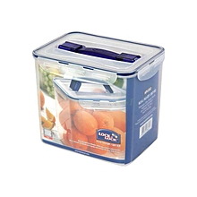 Food Container with Handle, 8.5L - Clear