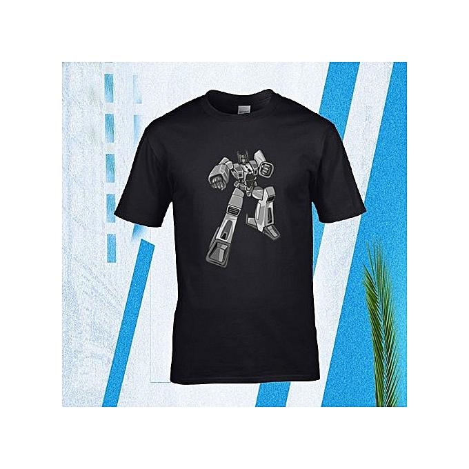 Buy Generic Giant Robot Anime Cartoon Cool Manga Tatoo Ali T Shirts