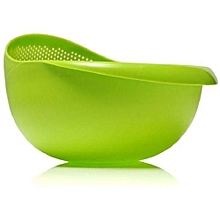 Rice and Vegetable Drainer Large-sized - Green