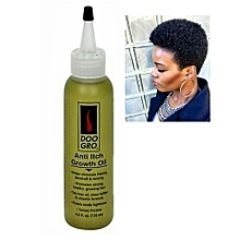 Anti Itch Growth Oil - 133Ml