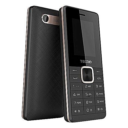 T349 -Dual SIM - Black