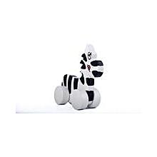 Animals on Wheels - Zebra - White & Black