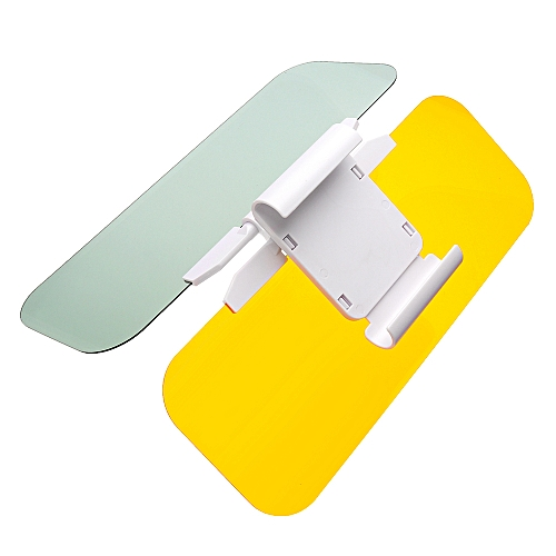 Generic Adjustable Car Sun Visor Anti Glare UV HD 2 in 1 Day and Night  Vision Anti-dazzle Mirror Universal-   Best Price  c7e04acba46