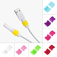 Unique USB Charger Cable Saver Protector For Apple IPhone 5 5s 6 Plus
