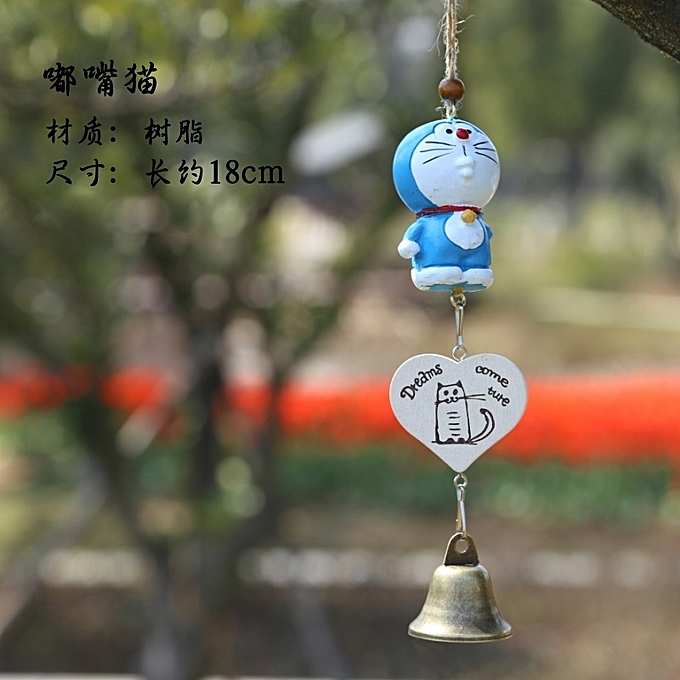 1Du Mouth Tinkling CatThe Japanese Breeze Bell Hangs An Amiability To Send Gui Honey Girl Friend