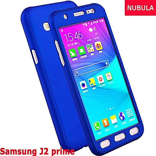 watch d1ebd 16179 Phone Case For Samsung Galaxy J2 Prime 360 Degree Real Full Body Ultra-thin  Hard Slim PC Protective Case Cover With Tempered Glass 288353 Color-4