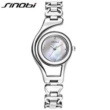 new casual bracelet quartz watch women luxury brand stainless steel wristwatch ladies clock female rose gold silver