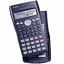 FX82MS 0riginal Scientific Calculator_Dark Blue