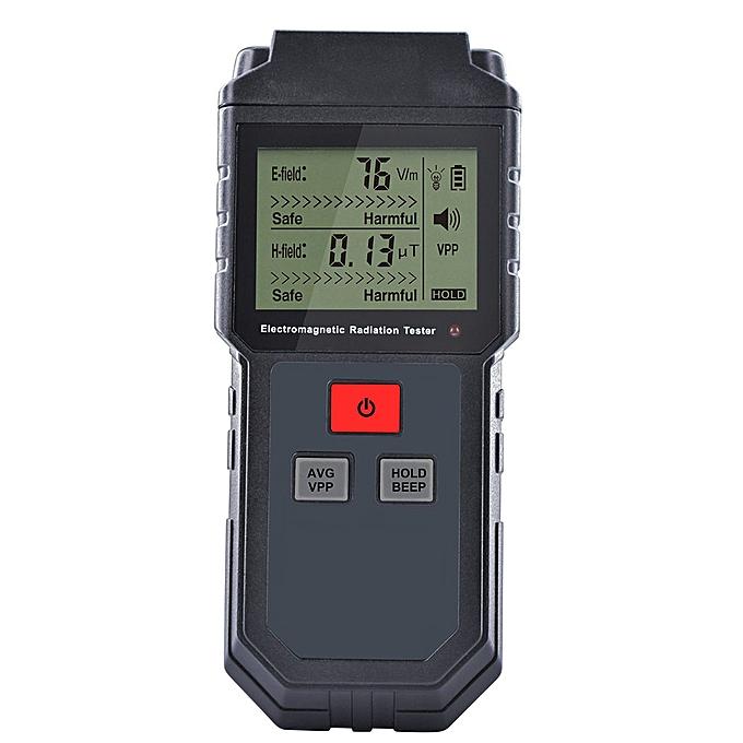WinAPEX ET825 Battery Radiation Tester Electromagnetic Field Radiation  Detector