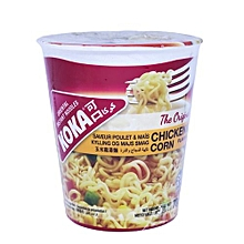 Chicken & Corn Noodle Cup - 70g