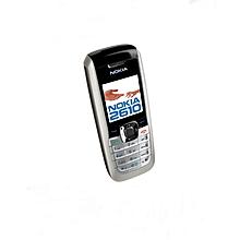 Nokia 2610 Single Sim Cell Phone - White