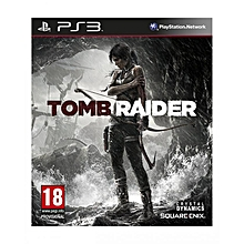 PS3 Game Tomb Raider
