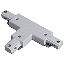 T- CONNECTOR FOR TRACK (WHITE)