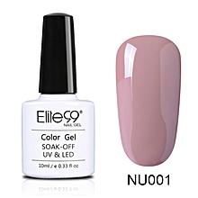 10ml UV/LED Gel Nail polish-Nude series (NU001)