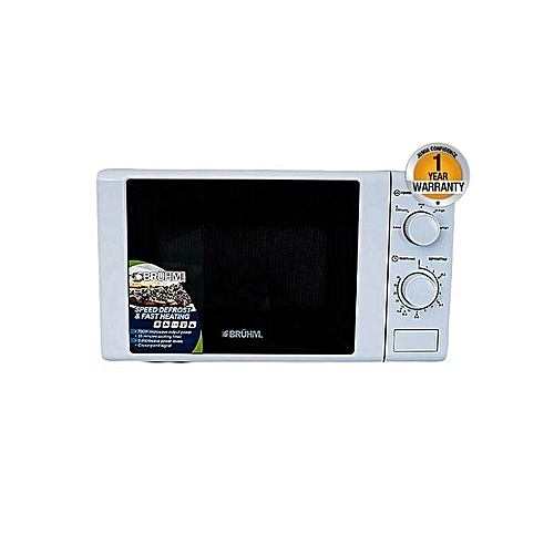 BMO720  - Microwave Oven Solo - 700W -  20 Litres - White