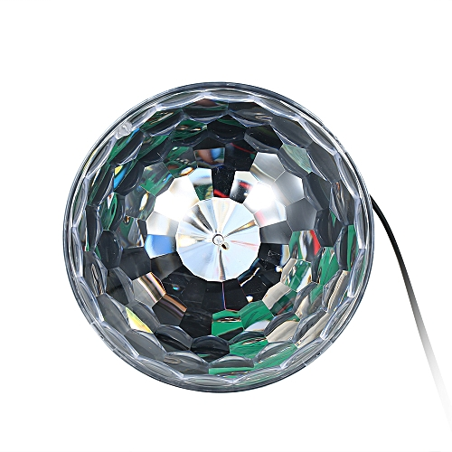 Stage Lighting Effect Lights & Lighting Dj Disco Ball Projector Christmas Light Effect Party Music Lamp Led Stage Light Disco Lights Lumiere Sound Activated Laser