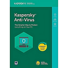Antivirus 1+1 user