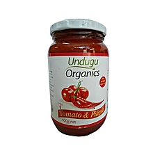 Mild Tomato And Pilipili Organic Sauce