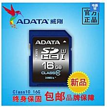 ADATA High-speed Digital Camera Card 16GB UHS-1