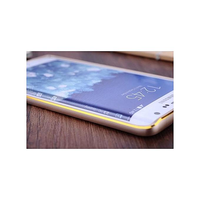 ... Aluminum Metal Bumper For Samsung Galaxy Note Edge N9150 (Silver)