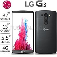 G3 - 3GB -16 GB ROM - BLACK - 13 MP CAMERA - SINGLE SIM