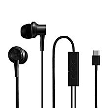 Xiaomi Active Noise Canceling USB Type C Hybrid Driver Earphone Headphone With Mic