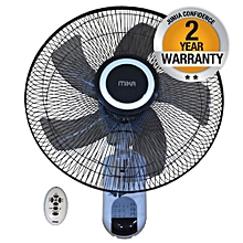 "MFW163R/WB - Wall Fan - 16"" - With Remote - White"