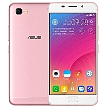 Peg3S Front Touch ID Android 7.0 MTK6750 Quad Core 1.5GHz 3GB RAM 64GB ROM 5.2 inch Smartphone - ROSE GOLD