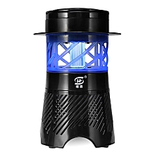 Electric Mosquito LED Light Killer Insect Pest Bug Zapper Trap Lamp USB Charging