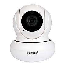 Wanscam HW0021 720P Wireless IP Camera WI-FI Infrared Pan/tilt Security Camera Two Way Audio Night  EU plug