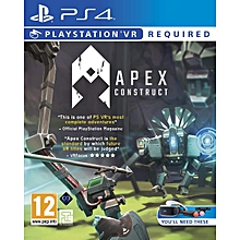 PS4 Game VR Apex Construct