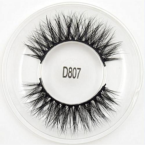 f32db71bace Generic Mink Eyelashes 3D Mink Lashes Dramatic Eye Handmade Cruelty-free  Mink Lashes False Eyelashes Makeup Lashes D808(D807)