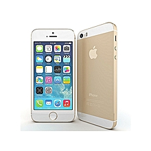 IPhone5S 4.0-Inch 1G+64G 8MP 4G LTE Smartphone–Gold