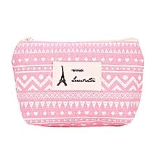 Women Girls Cute Fashion Coin Purse Wallet Bag Change Pouch Key Holder-Pink