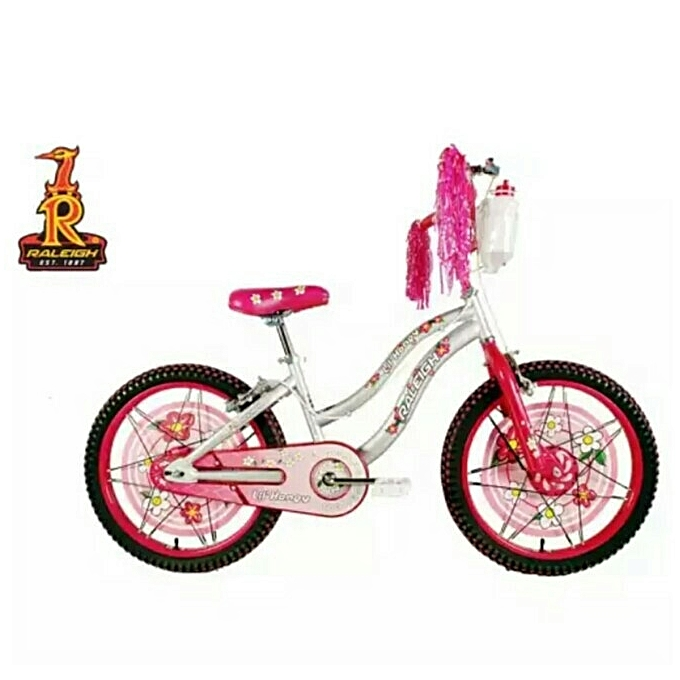 Exercise Bike Jumia Kenya: Buy Generic Raleigh Lil Honey Bike 20 Inch- Age 7 Years