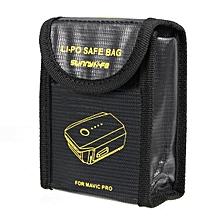 DJI Battery Storage Bag Explosion Proof Bag for DJI Mavic PRO RC Qaudcopter