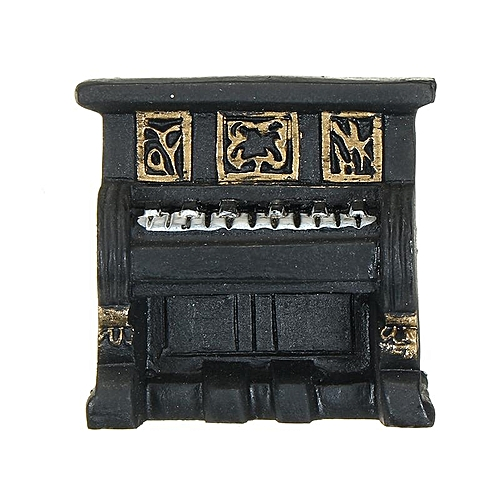 Buy Generic 1 Set Retro Miniature Doll House Furniture Paino